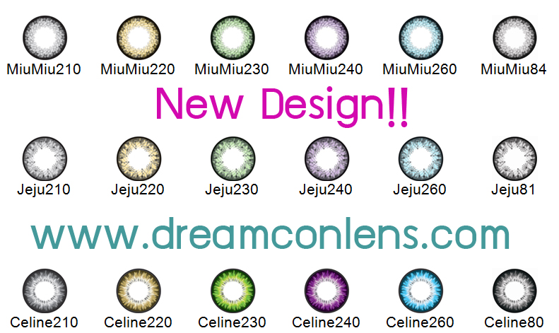 New Design Dreamcolor1 Lot Limited Edition